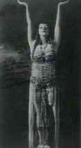 Gertrude Hoffmann, Stage Actress