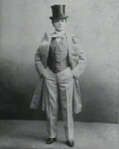 Vesta Tilley, English Stage Entertainer