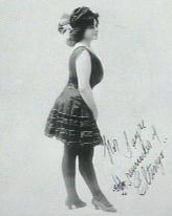 Julian Eltinge, Female Impersonator and Actor
